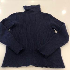 TSE Cashmere Turtleneck Sweater size Small